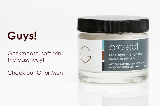 Natural skin care for men. Paraben-free, sulfate-free, phthalate-free, petroleum-free. Easy-to-use skin care products for great skin.